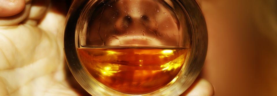 Potator kann werfen, wenn von ihm zu trinken, wegzugehen